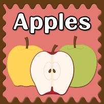 Apple Toddler Activities